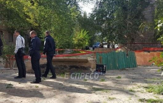 ВКиеве отыскали 2-ой задень труп— Нет головы